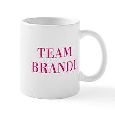 Team Brandi RHOBH Small Mug
