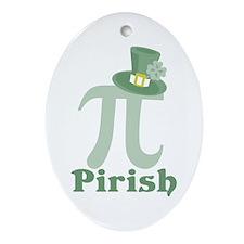 Pirish Ornament (Oval)