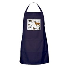 Pennsylvania State Animals Apron (dark)
