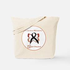 Melanoma Awareness Tote Bag