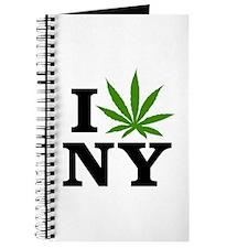 I Love Cannabis New York Journal