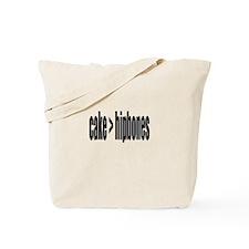 Cake > Hipbones Tote Bag