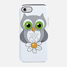 Owl Iphone 7 Tough Case