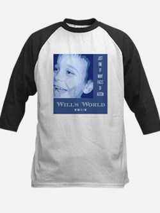 Will's World Baseball Jersey