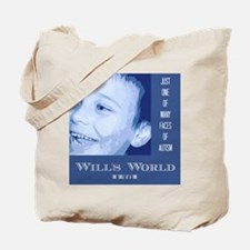 Will's World Tote Bag