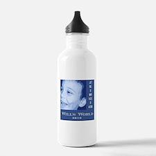 Will's World Water Bottle