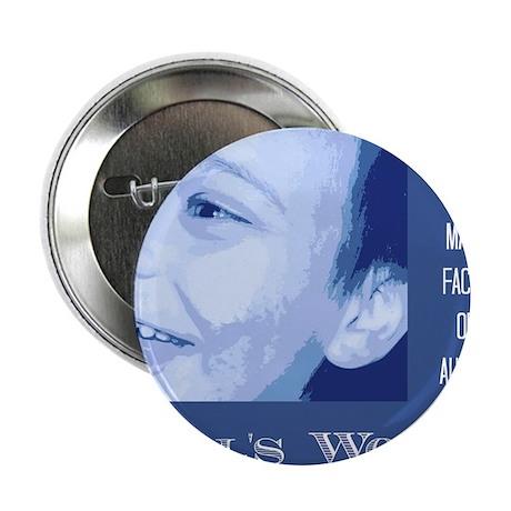 "Will's World 2.25"" Button"