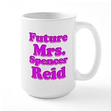 Future Mrs. Spencer Reid Mug