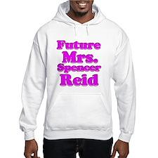 Future Mrs. Spencer Reid Hoodie