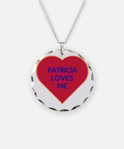 Patricia Loves Me Necklace