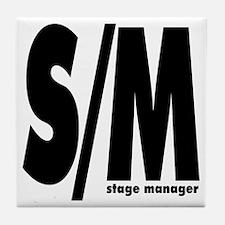 S/M Tile Coaster