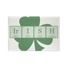 Irish [elements] Rectangle Magnet