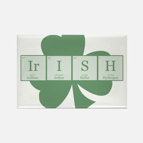 Irish [elements] Rectangle Magnet