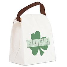Irish [elements] Canvas Lunch Bag