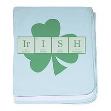 Irish [elements] baby blanket