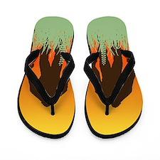Bigfoot Flip Flops