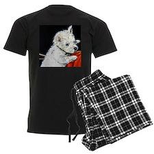 Pumpkin Pup Pajamas