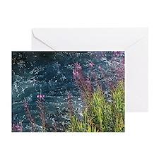 River Rushing Greeting Cards (Pk of 10)