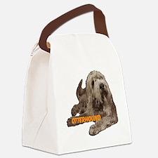 otterhound Canvas Lunch Bag