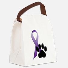 Purple-Ribbon-Pawprint-Black-Pawprint.gif Canvas L