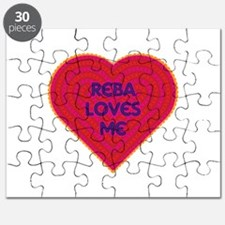 Reba Loves Me Puzzle