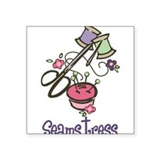 Seamstress Sticker