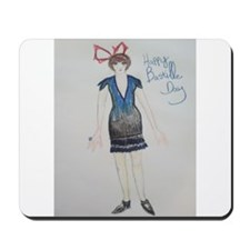Happy Bastille Day! Mousepad