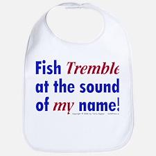 Fish Tremble... Bib