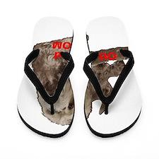 otterhound Flip Flops