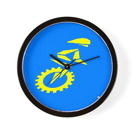 Kokopelli Unicycle Wall Clock