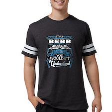Nighttime Daytime Bird (Vertical) T-Shirt
