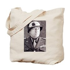 General GS Patton Tote Bag