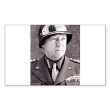 General GS Patton Decal