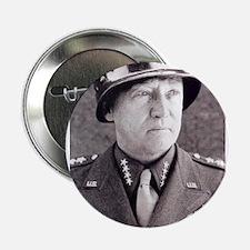 "General GS Patton 2.25"" Button"