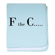 F the C..... (cancer) baby blanket