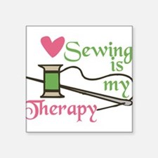Therapy Sticker