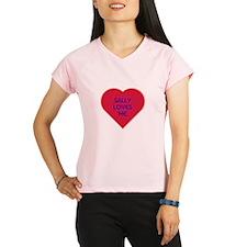 Sally Loves Me Peformance Dry T-Shirt
