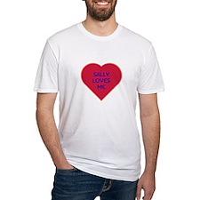 Sally Loves Me T-Shirt