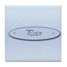 Peter Tile Coaster