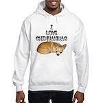 Chihuahua Kiki Hooded Sweatshirt