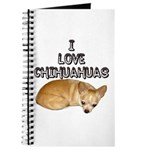 Chihuahua Kiki Journal