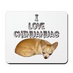 Chihuahua Kiki Mousepad