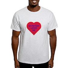Savannah Loves Me T-Shirt