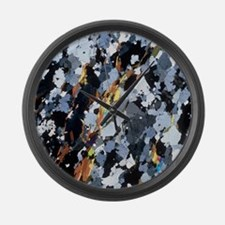 gneiss - Large Wall Clock