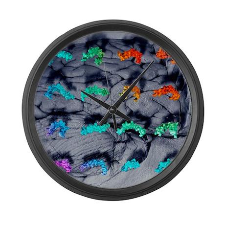 rtwork - Large Wall Clock