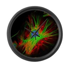 Cell structure - Large Wall Clock