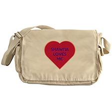 Shawna Loves Me Messenger Bag