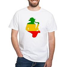 Rasta Sax T-Shirt
