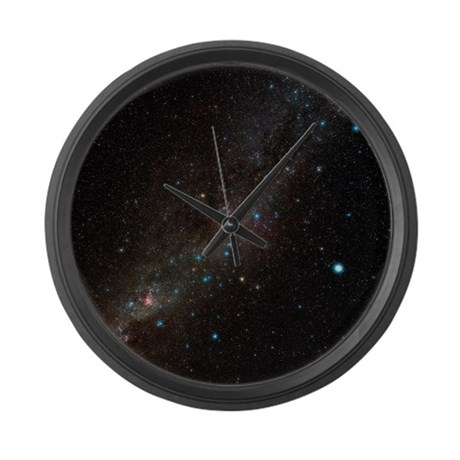 Carina constellation - Large Wall Clock