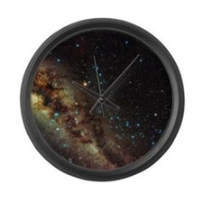 Centre of Milky Way - Large Wall Clock